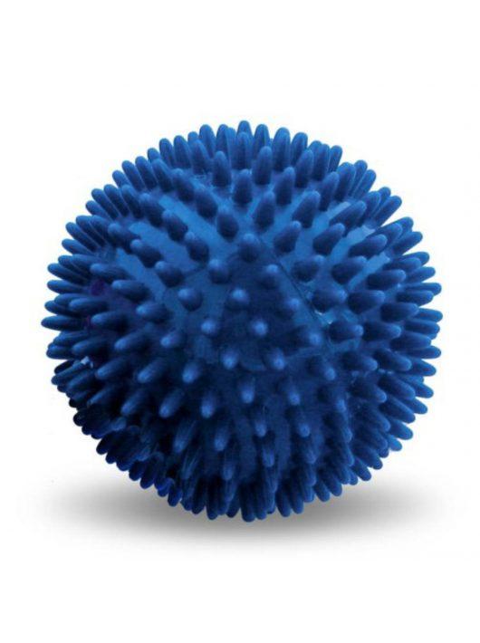 Albert 10 cm-es Tüskés masszírozó labda - Kék