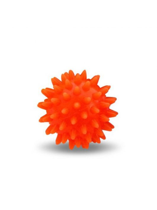 Albert 5,5 cm-es Tüskés masszírozó labda - Narancs