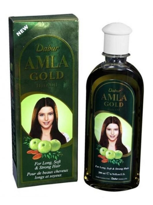 Dabur Amla Gold Hajolaj - 200 ml