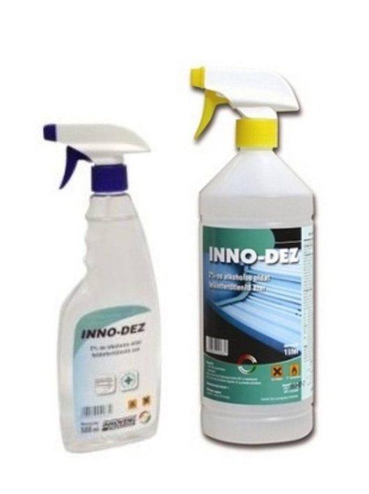 Inno-Dez 2% alkoholos fertőtlenítő oldat szórófejes - 500 ml