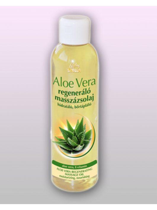 Lady Stella Aloe Vera regeneráló masszázsolaj - 250 ml