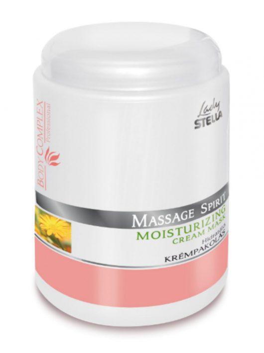 Lady Stella Body Complex Massage Spirit Hidratáló krémpakolás - 1000 ml