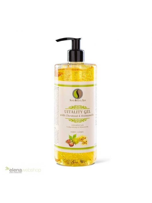 "Sara Beauty Spa Vitalizáló zselé (""Vitality Gel"") - 500 ml"