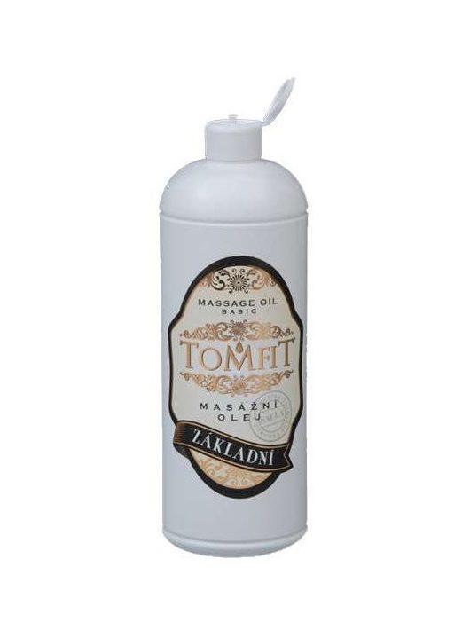 Tomfit Ásványi alapú bázis masszázsolaj - 1000-5000 ml