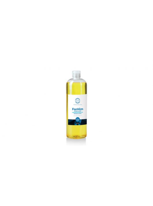 Yamuna ForHim növényi alapú masszázsolaj - 1000 ml